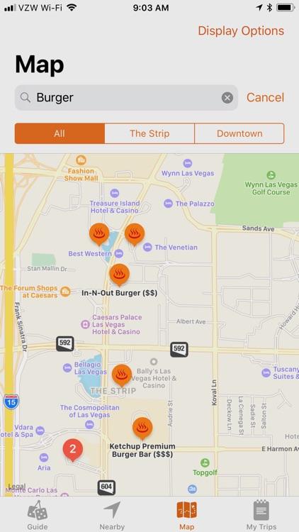 VegasMate Travel Guide screenshot-3