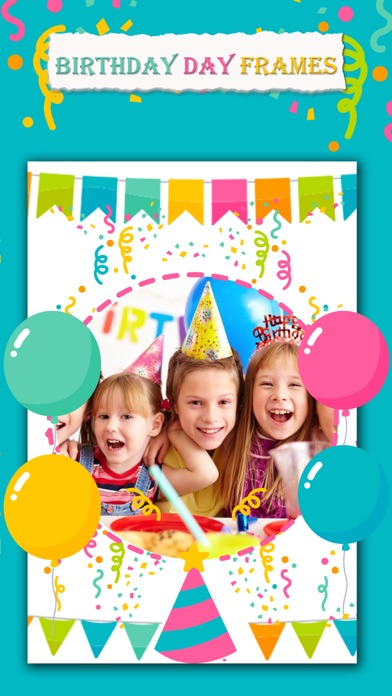 Birthday Frames App,Birthday collage maker app
