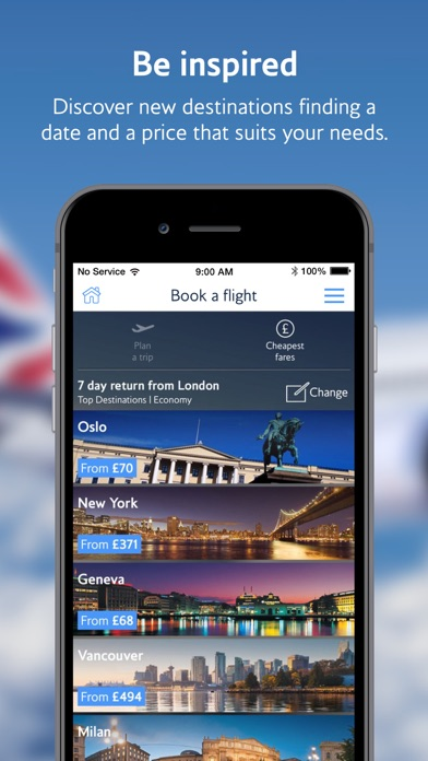 British Airways for Windows