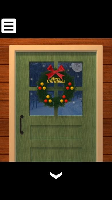 脱出ゲーム - サンタの家から脱出スクリーンショット1
