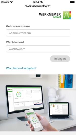 Werknemer Loket In De App Store