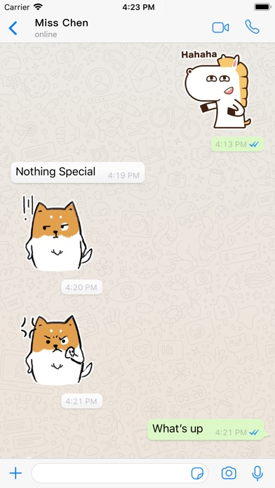 Meme Pack WhatsApp Stickers Screenshot 2