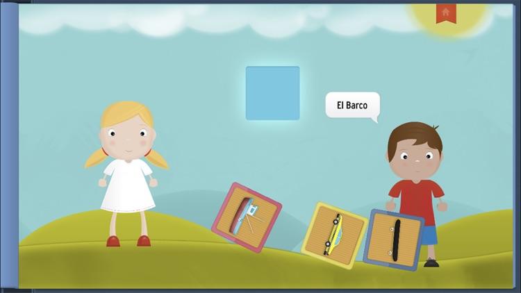 Bilingual Child: Learn Spanish screenshot-4