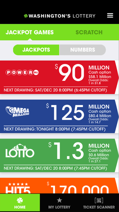 Top 10 Apps like Texas Lottery Official App for iPhone & iPad
