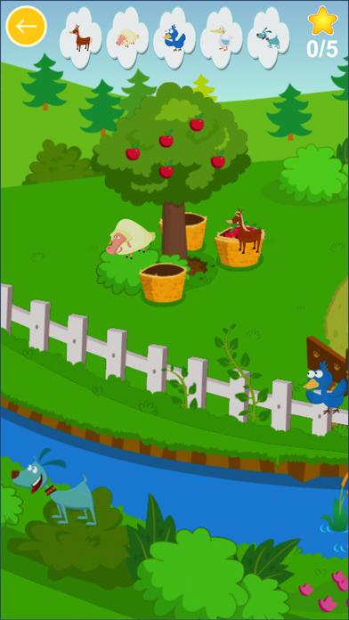 Kids Farm Find Observability screenshot one