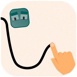 Draw The Line: Physics Drop