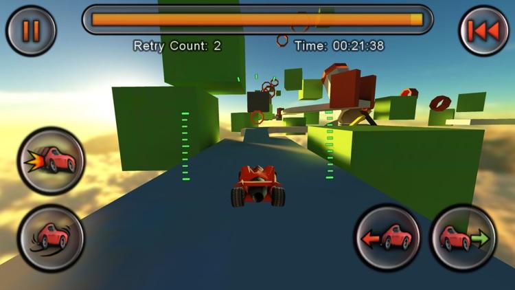 Jet Car Stunts screenshot-4