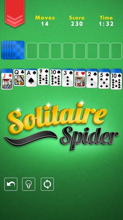 Spider Solitaire - Game