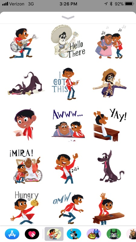 Pixar Stickers: Coco - Online Game Hack and Cheat | TryCheat com