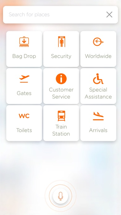 easyJet: Airport Explorer App for Windows