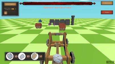 Voxel Fortress Architect screenshot three