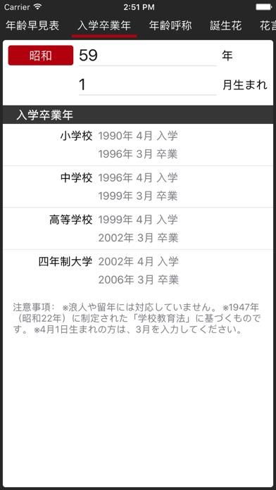 スゴイ便利帳 screenshot1