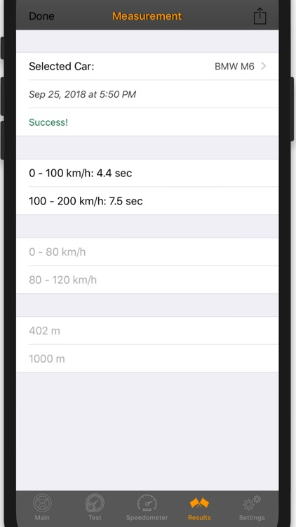 Test-Drive Pro: Speedometer screenshot-6