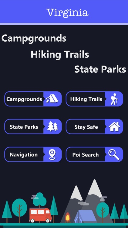 Virginia Camping & State Parks screenshot-1