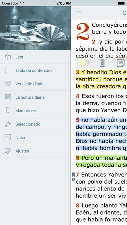 La Biblia de Jerusalén screenshot-2