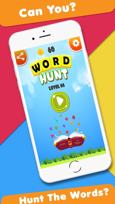 Word Hunt Puzzle screenshot 1