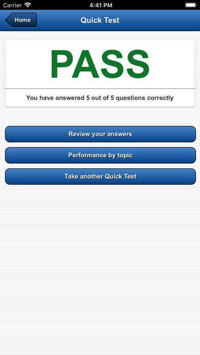 Screenshot for Official Life in the UK Test in United Kingdom App Store