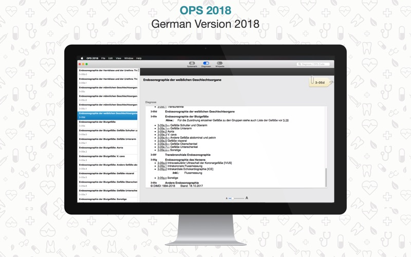OPS 2018 скриншот программы 1