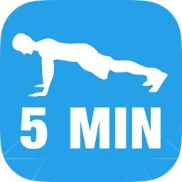 5 Minute Plank Calisthenics