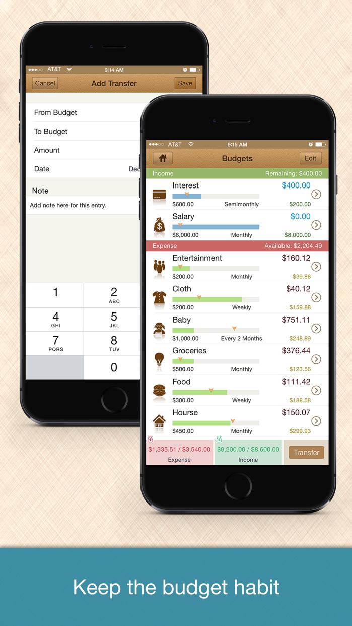 Money Monitor: Expense Tracker Screenshot