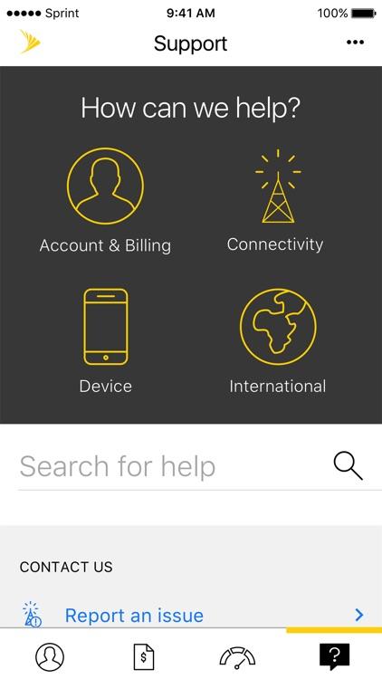 My Sprint Mobile screenshot-3