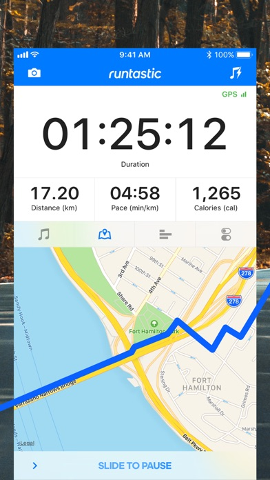 Download Runtastic Running App for Pc