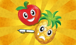 Pineapple Pen Long Shooter for TV