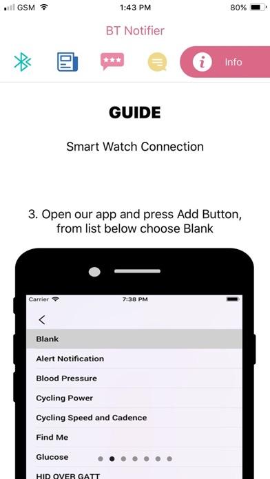 download Bt Notifier - Notification App apps 0