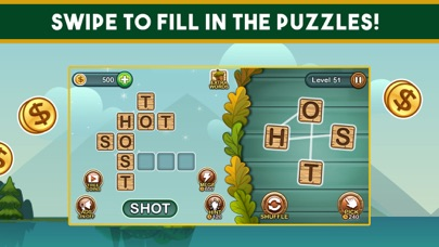 Word Nut: Crossword Word Games free Coins hack