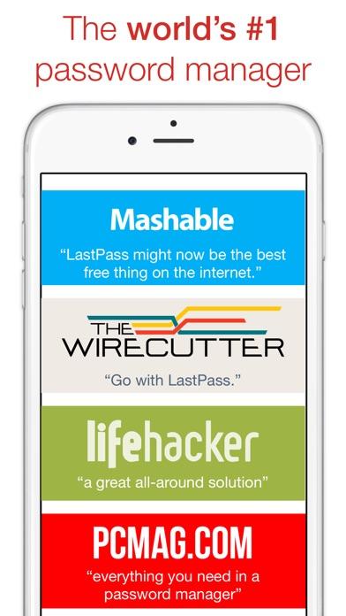 LastPass Password Manager ScreenShot3