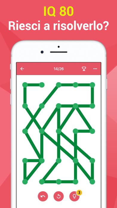 Screenshot of One Line – gioco di puzzle3