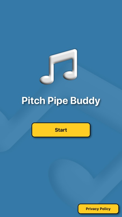 Pitch Pipe Scale Buddy