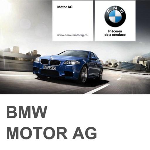 BMW Motor AG iOS App