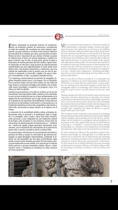 CERCLE (Magazine) screenshot 5