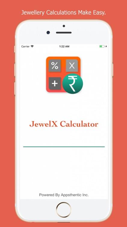JewelX Calc