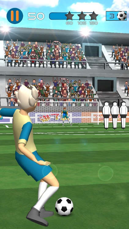 Penalty shootout - Soccer Cup screenshot-2