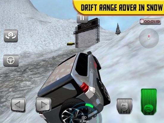 Snow Driver Skill 3D screenshot 4