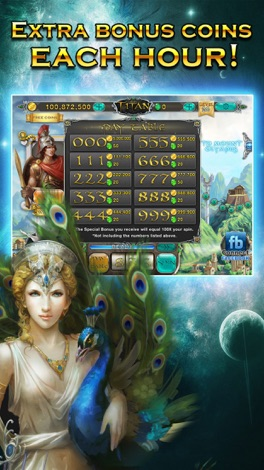 Slots™ - Titan's Way screenshot for iPhone