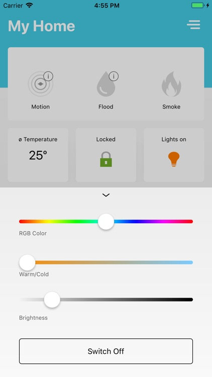 MOOD APP | Smart Living screenshot-3