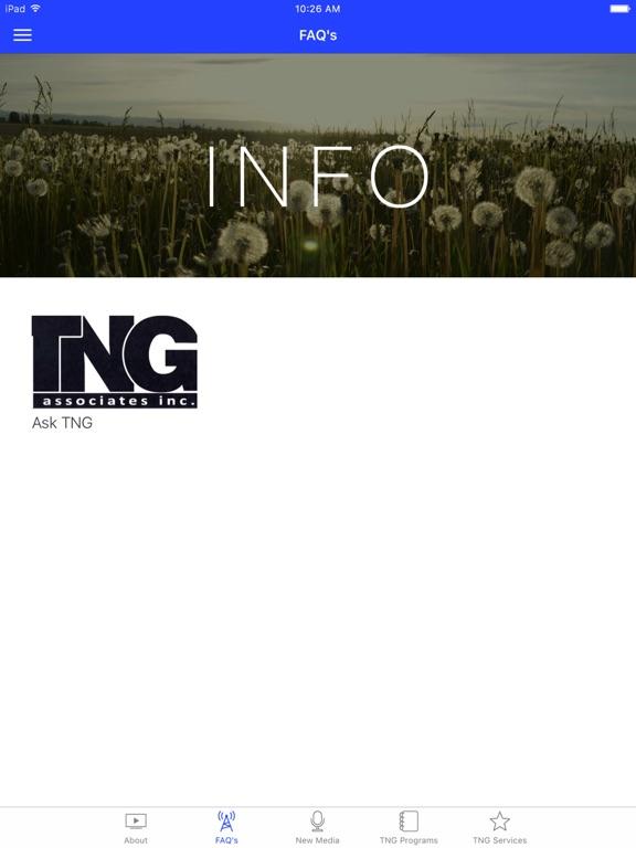 TNG Associates screenshot 5