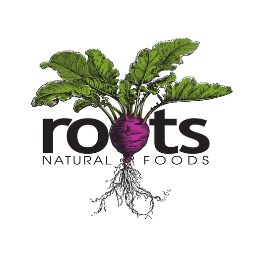 Roots Natural Foods MA iOS App