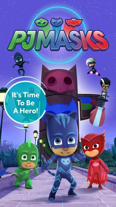 PJ Masks: Time To Be A Hero screenshot 1