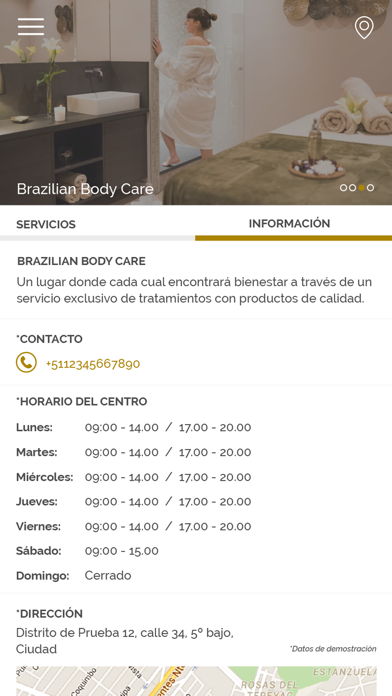 Brazilian Body Care screenshot four