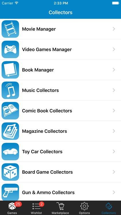 Board Game Collectors screenshot-4
