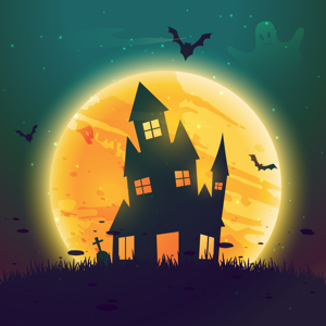 Happy Halloween Messages app