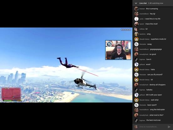 YouTube Gaming-ipad-2