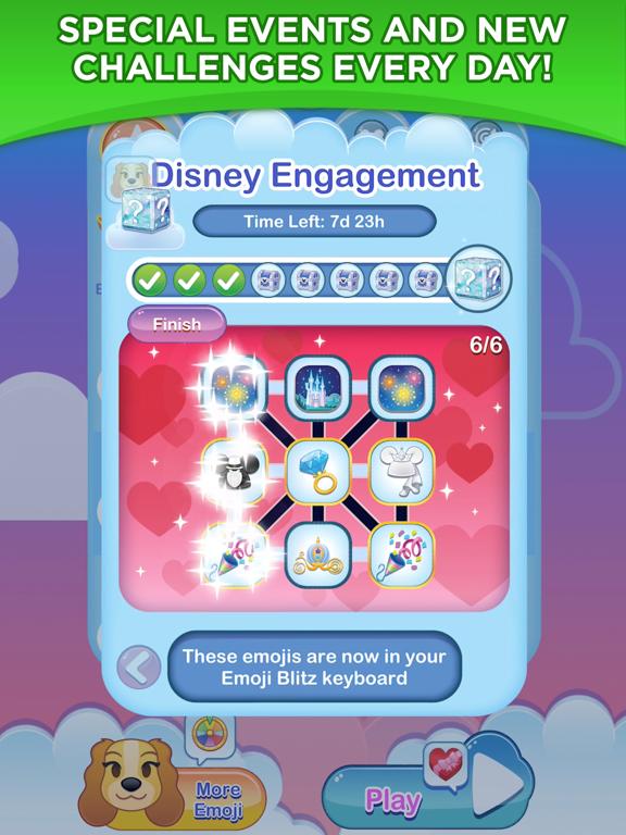 Disney Emoji Blitz iPad