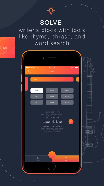 Songwriter Pro for Musicians screenshot-2