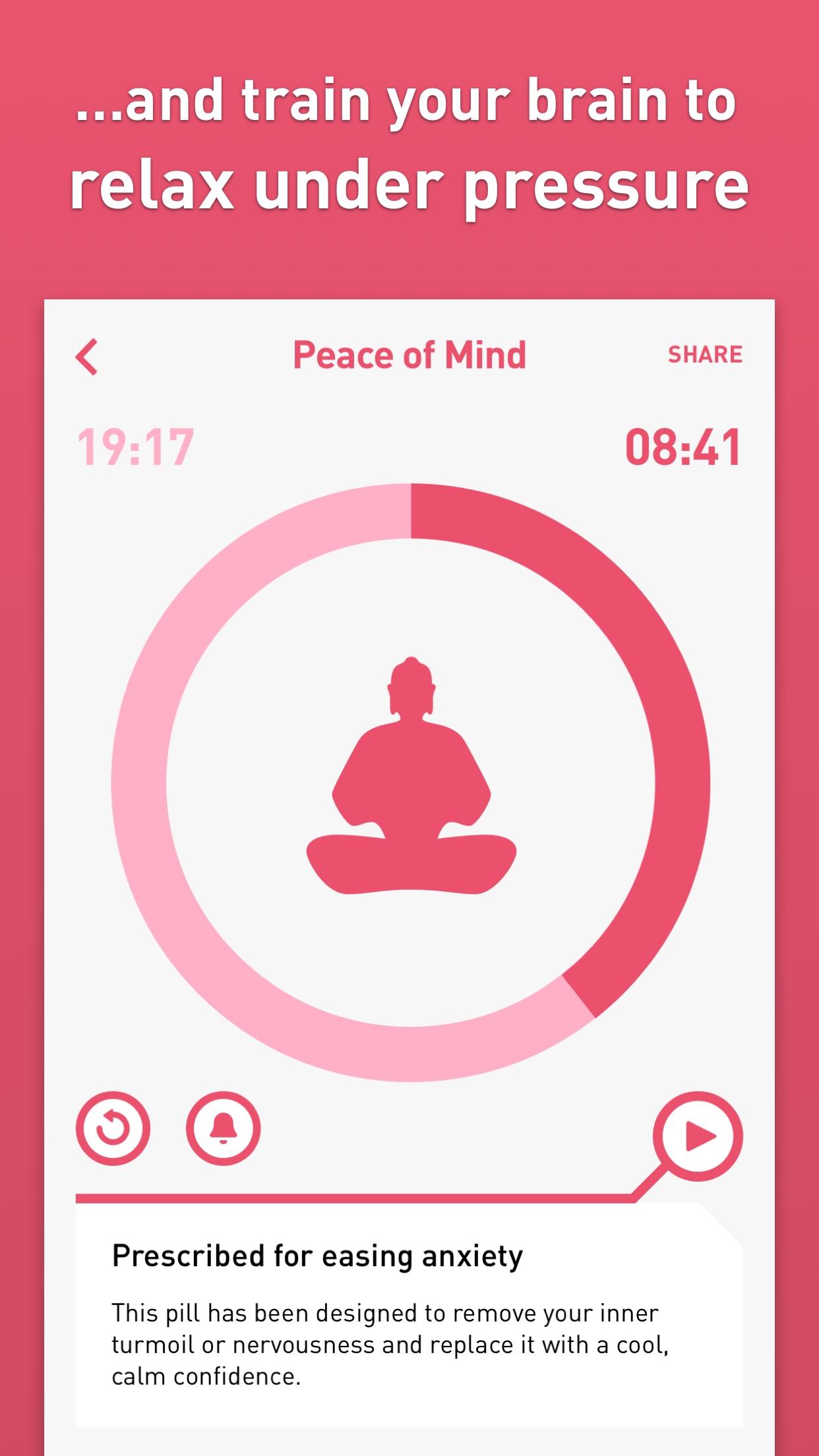 Digipill: Guided Meditation Screenshot