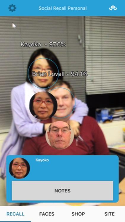 Social Recall Personal screenshot-3